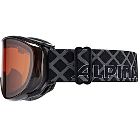 Alpina Challenge 2.0 DH Doubleflex S2 zwart